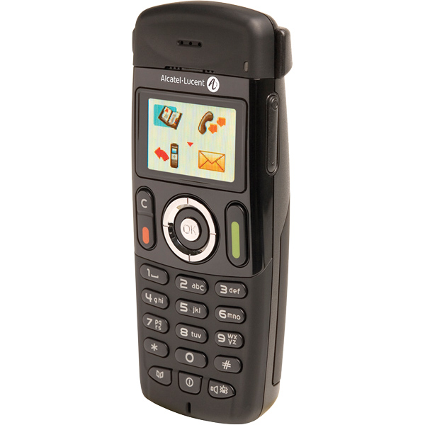 mobile dect 400 alcatel reconditionn refurbished alcatel lucent mobile phone. Black Bedroom Furniture Sets. Home Design Ideas