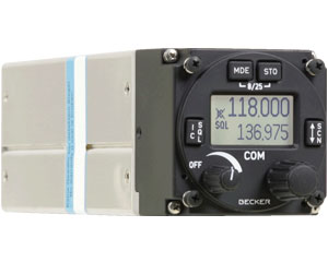 AR6201 Single block VHF/AM Transceiver. 2.25