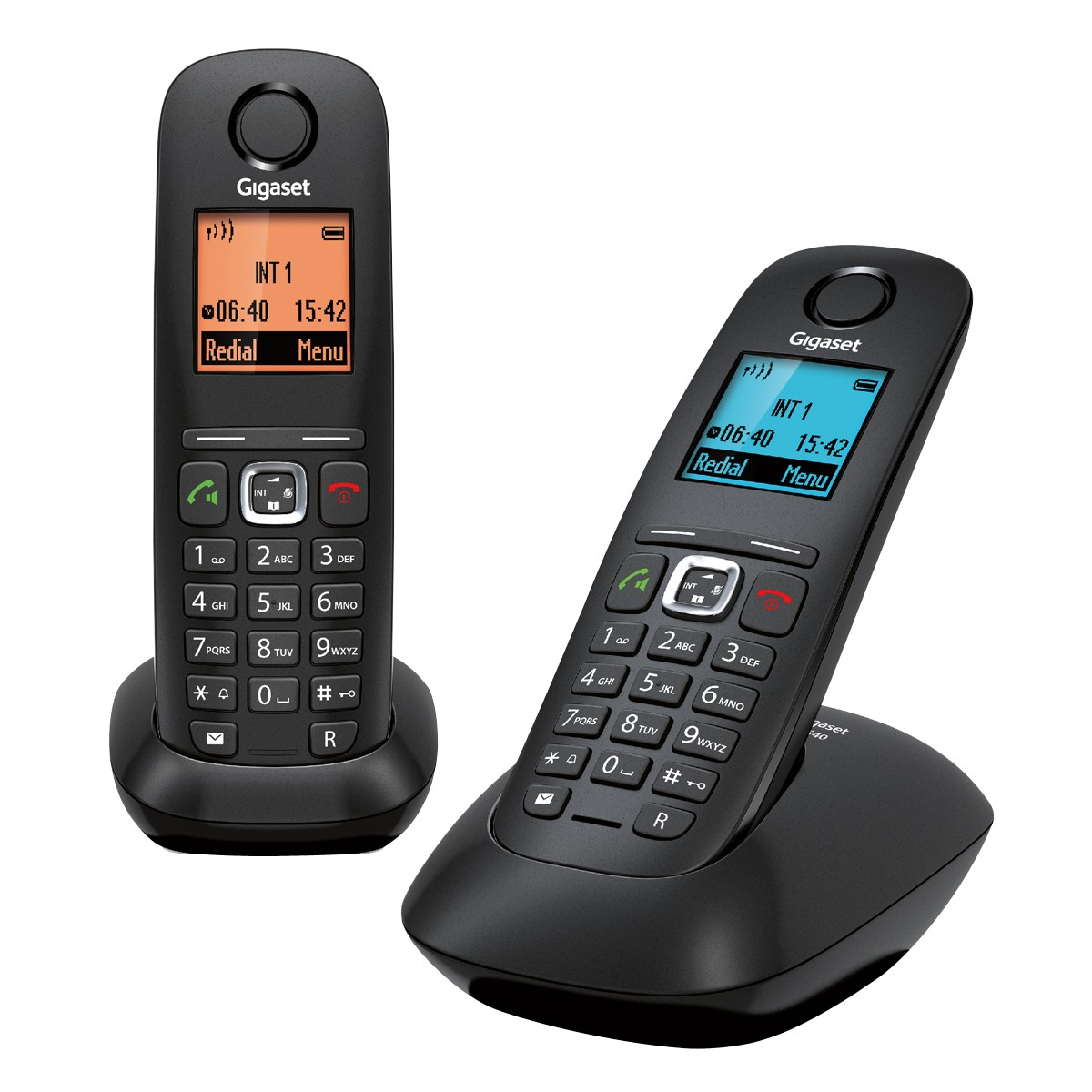 a540 duo black gigaset mobile phone