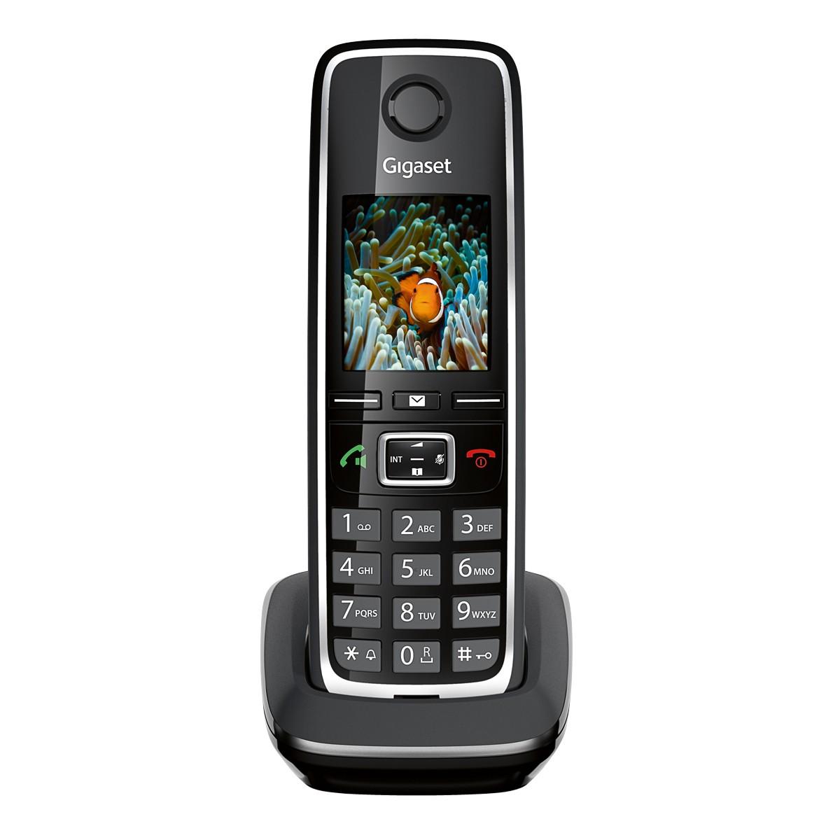 C530h Black Gigaset Mobile Phone