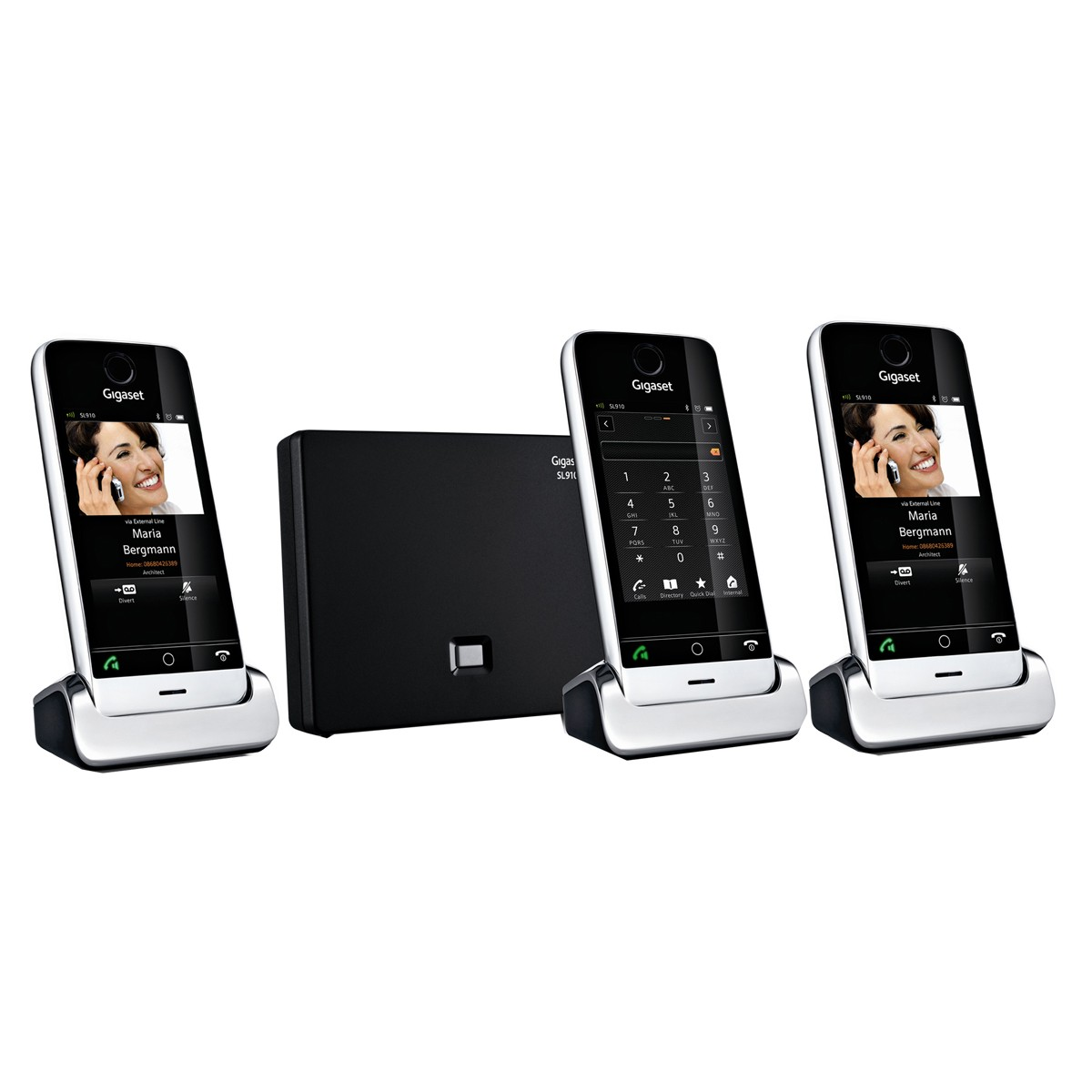 SL910A Trio Black