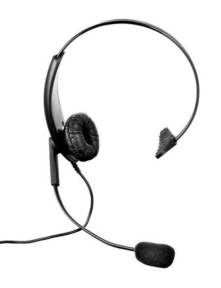 Mobile Team Lightweight Headset