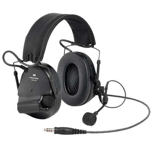 MT20H682BB-38 SV - Peltor ComTac XPI Headset