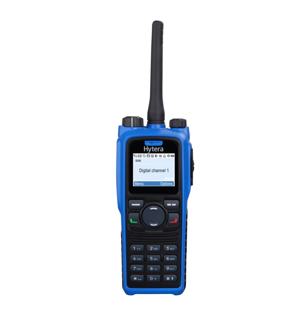 Professional Radios Digital Portables Atex
