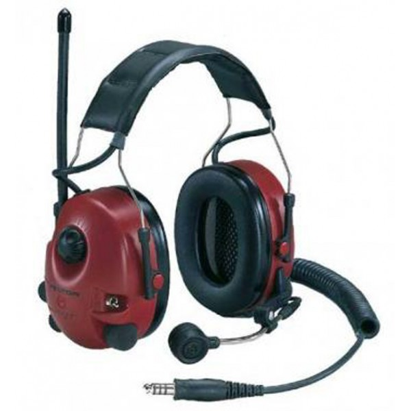 M2RX7A-07 - Peltor Alert Active Listening Hearing Protector with Mic.