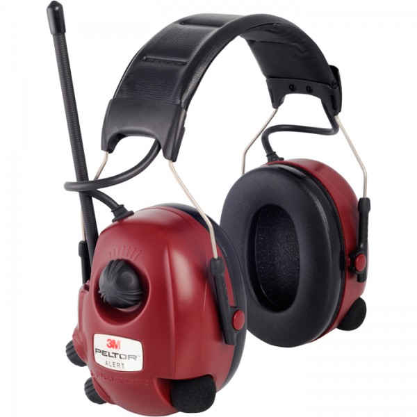 M2RX7A2-01 - Peltor Alert Active Listening Hearing Protector