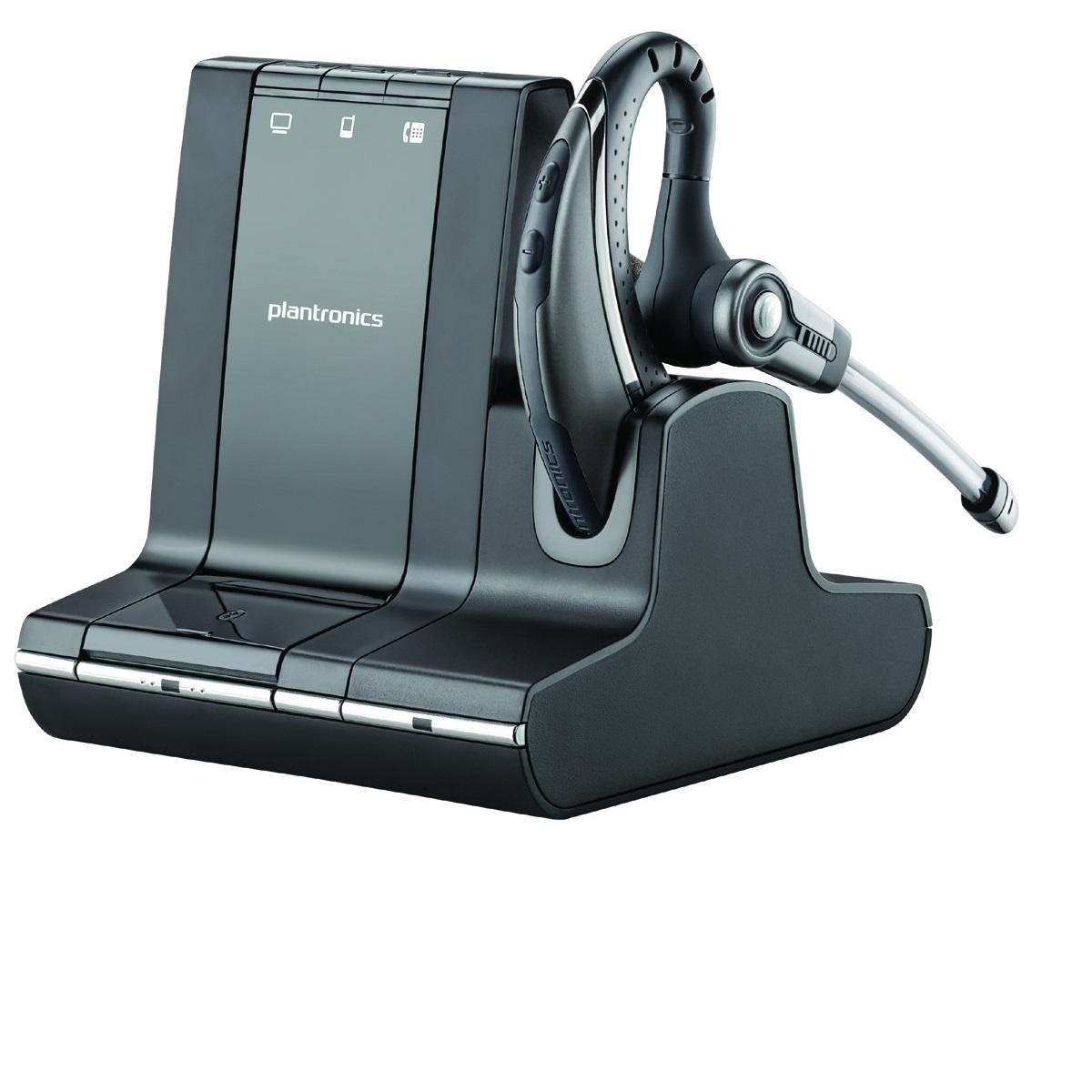 Savi W730a Plantronics Phone Headsets