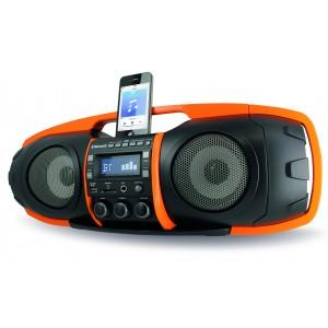 sedea enceinte radio bluetooth boom box sedea audio. Black Bedroom Furniture Sets. Home Design Ideas